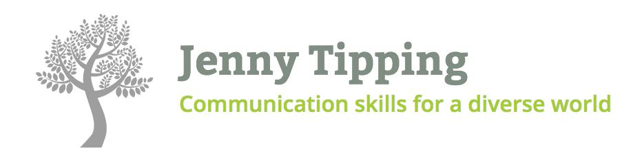 Jenny Tipping tree logo